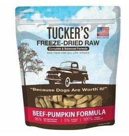 Tucker's Freeze Dried Beef & Pumpkin 14oz