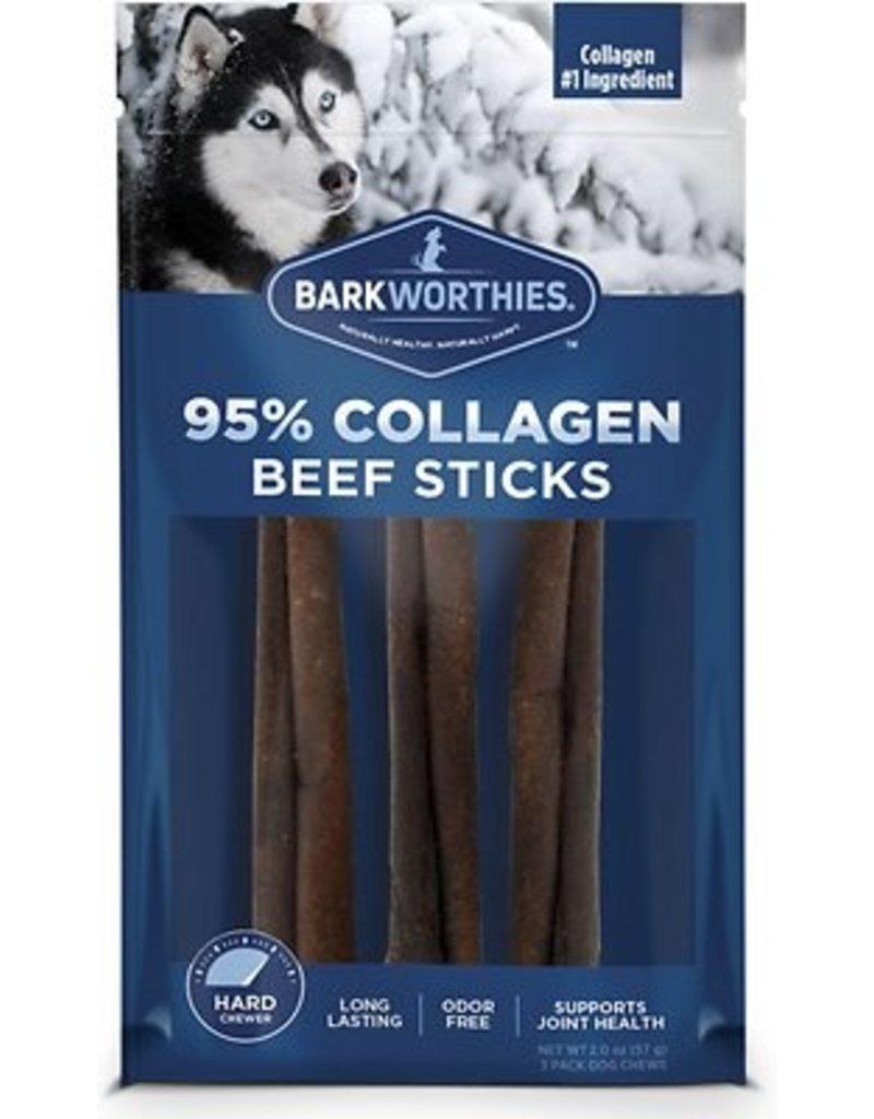 Barkworthies Beef Collagen Sticks