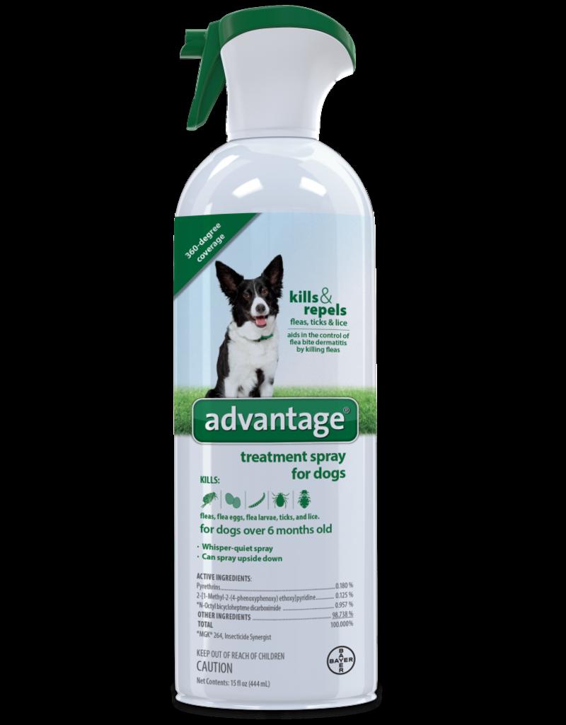 Bayer Advantage Spray Dog & Puppy