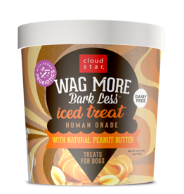 Cloud Star Iced Treat with Peanut Butter 12oz