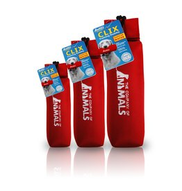 Company of Animals Clix Canvas Dummy Red