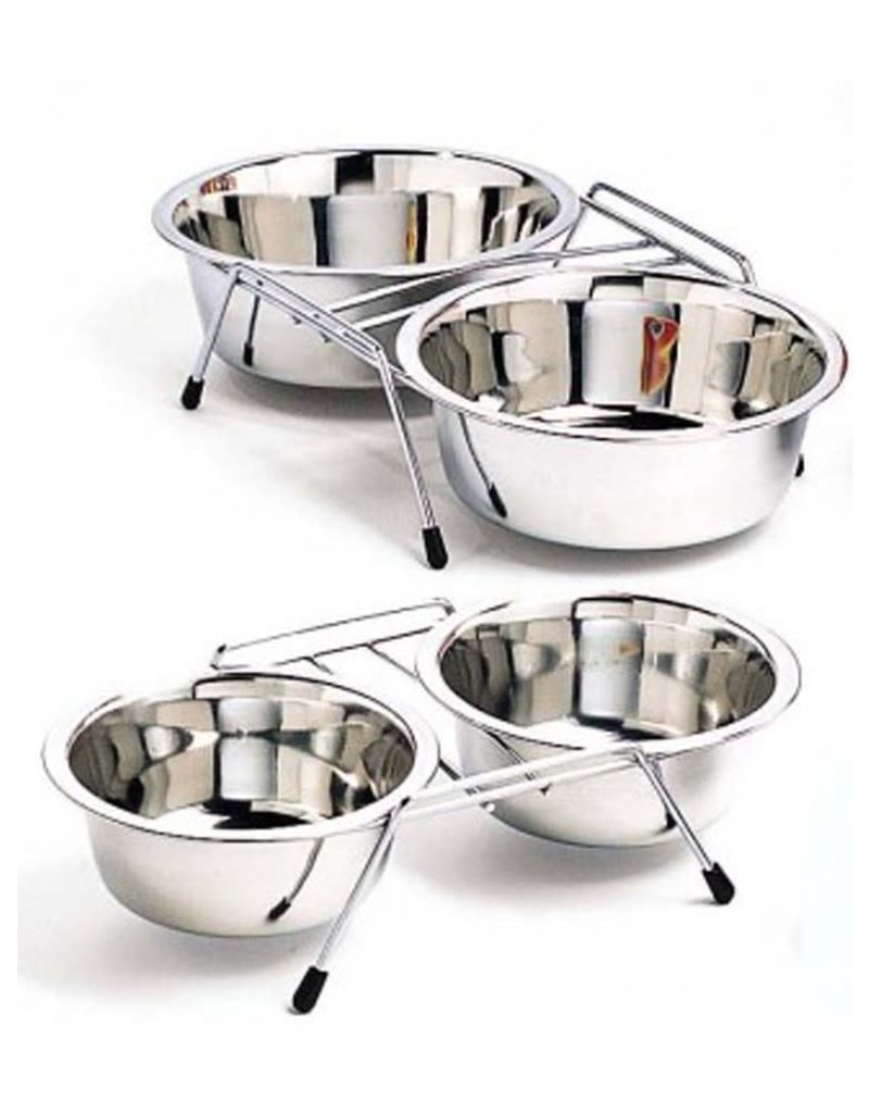 Ethical Pet - Spot Stainless Steel Double Diner
