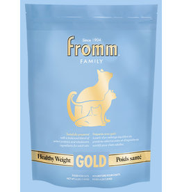 Fromm Gold  Healthy Weight Cat 4lb