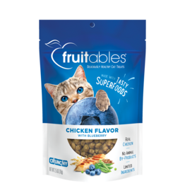 Fruitables Crunchy Chicken & Blueberry