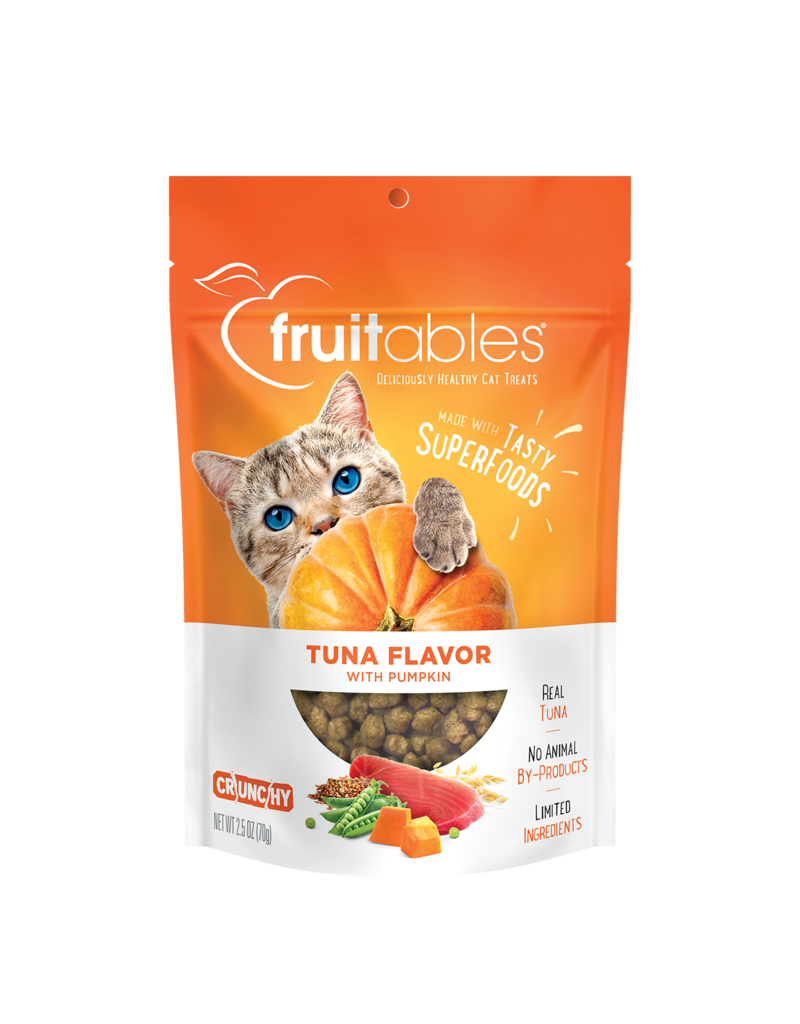 Fruitables Crunchy Tuna & Pumpkin