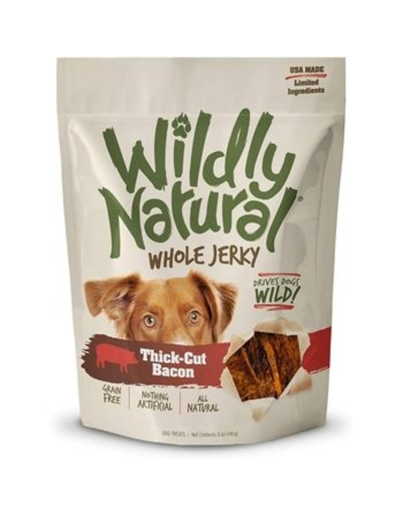 Fruitables Wildly Natural Thick Cut Bacon 12oz