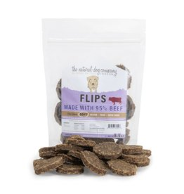 The Natural Dog Company 95% Beef Flips