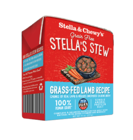 Stella & Chewy's Grass-Fed Lamb Stew 11oz