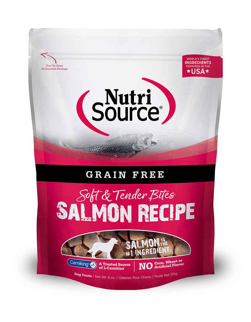 NutriSource Soft & Tender Salmon