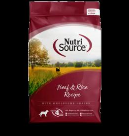 NutriSource Beef & Brown Rice