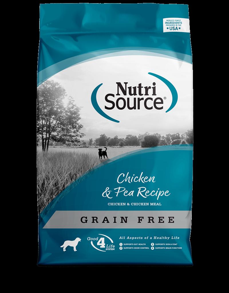 NutriSource Chicken & Pea