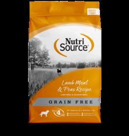 NutriSource Lamb Meal & Peas
