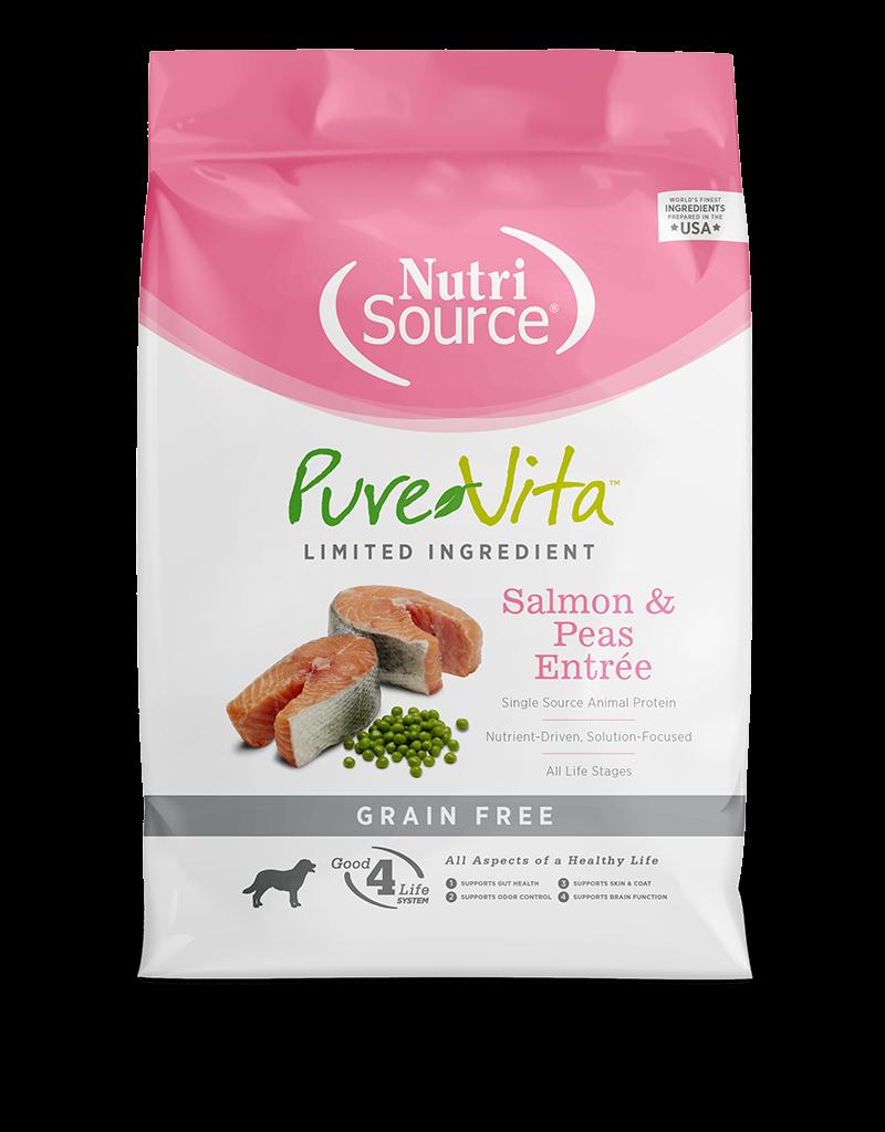 Pure Vita Salmon & Peas