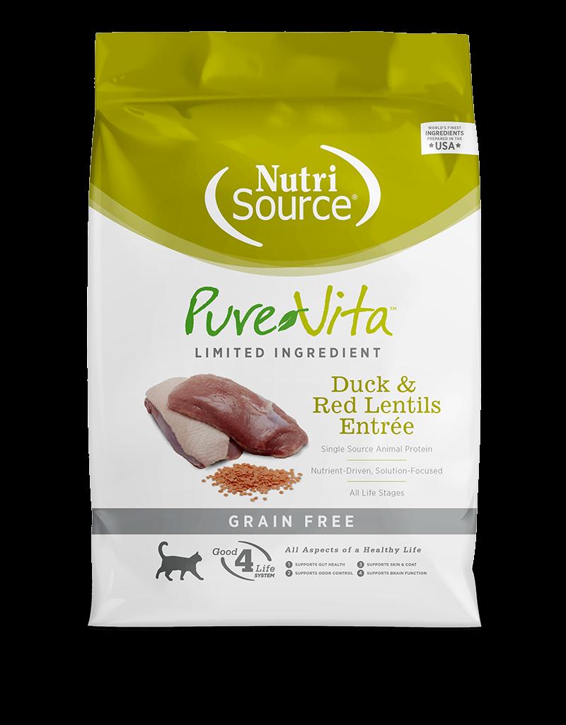 Pure Vita Duck & Red Lentils