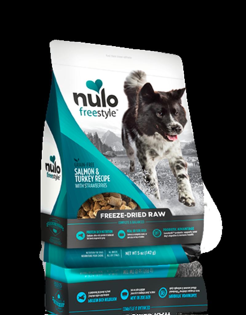 Nulo Nulo Freestyle Freeze-Dried Salmon & Turkey