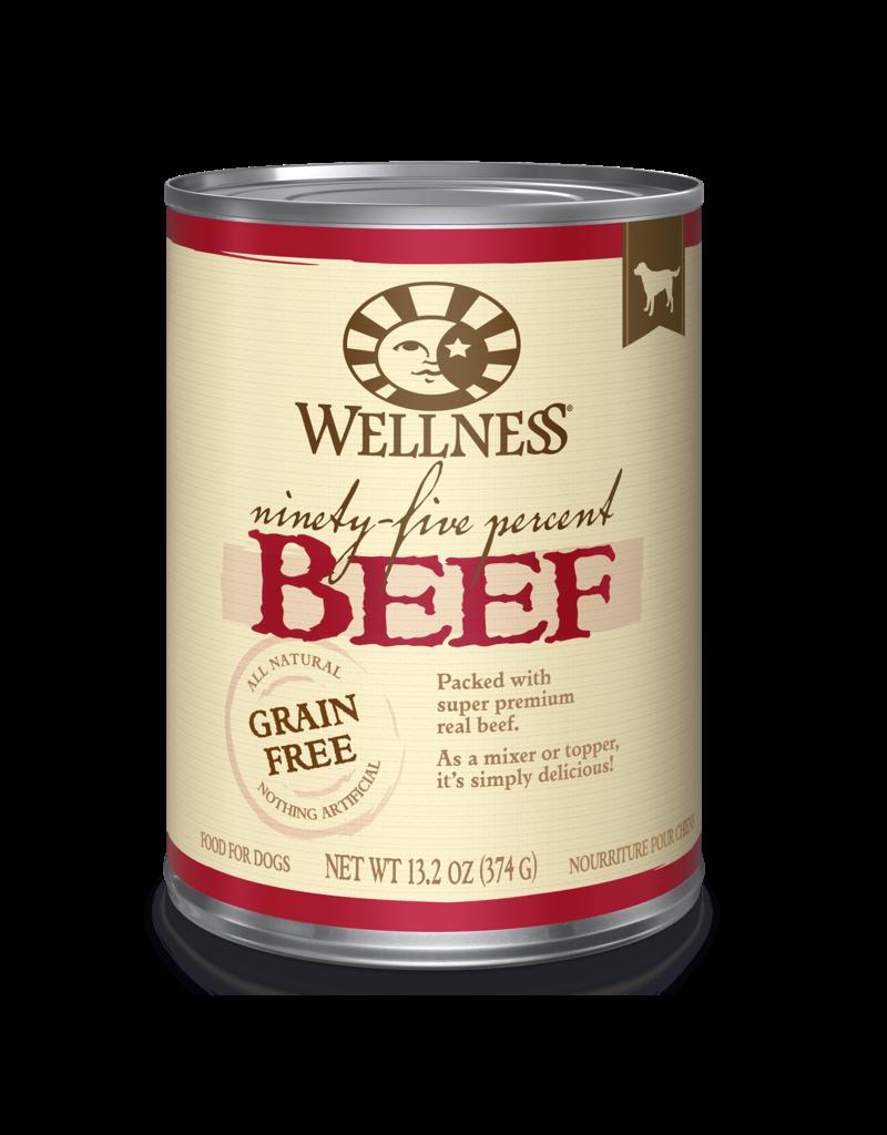 Wellness 95% Beef 13.2oz
