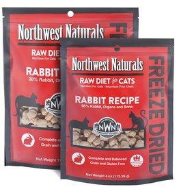 Northwest Naturals Freeze-Dried Rabbit Nibbles
