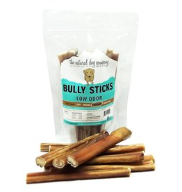 The Natural Dog Company Natural Scent Bully Stick Bag