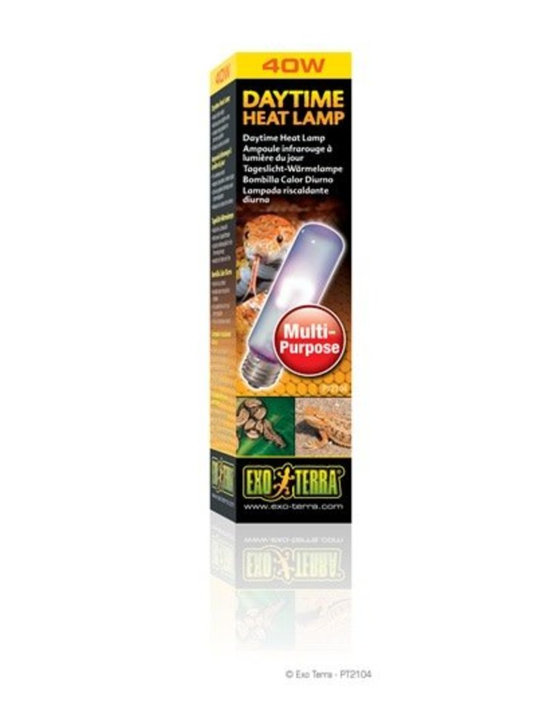 Exo-Terra Daytime Heat Lamp 40W