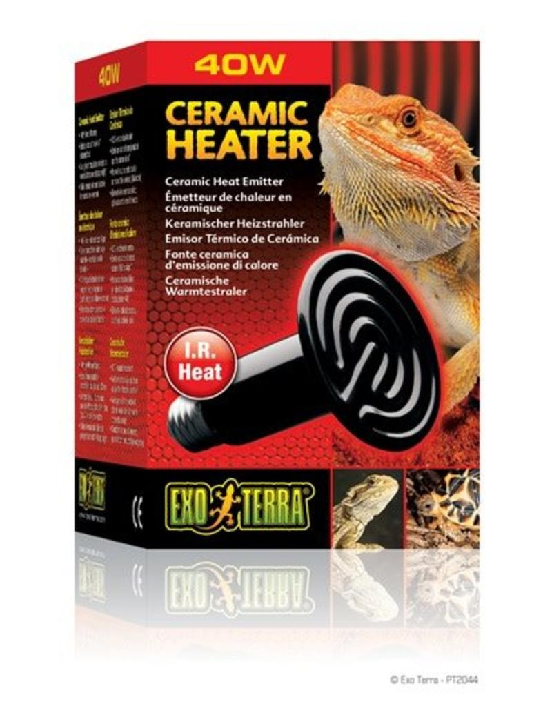 Exo-Terra Ceramic Heater 40W 110V