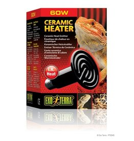 Exo-Terra Ceramic Heater, 60W, 110V