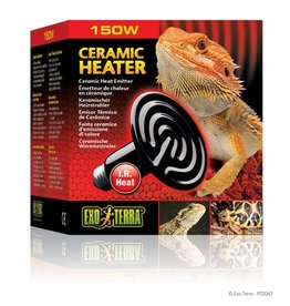 Exo-Terra Ceramic Heater, 150W, 110V