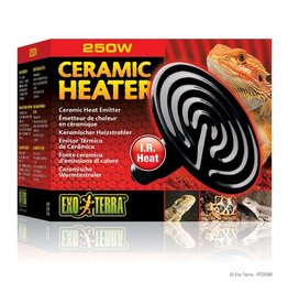 Exo-Terra Ceramic Heater, 250W, 110V