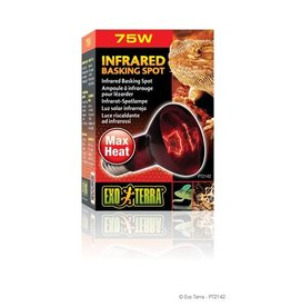 Exo-Terra Infrared Basking Spot Lamp 75W