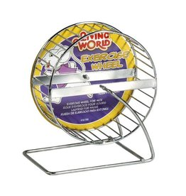 Living World Chrome Plated Mouse Wheel 5""
