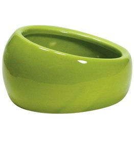 Living World Ergonomic Dish Large Green