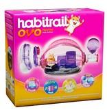 Habitrail Ovo Home Pink