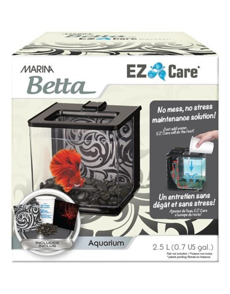 Marina EZ Care Betta Aquarium Black