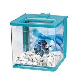 Marina Betta EZ Care Aquarium, Blue