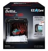 Marina EZ Care Betta Aquarium Black w/LED