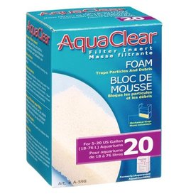 AquaClear 20 Foam Filter