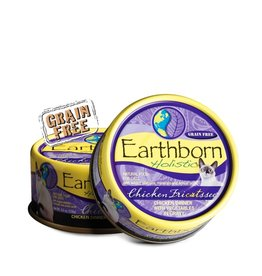 Earthborn Chicken Fricatssee 5.5oz