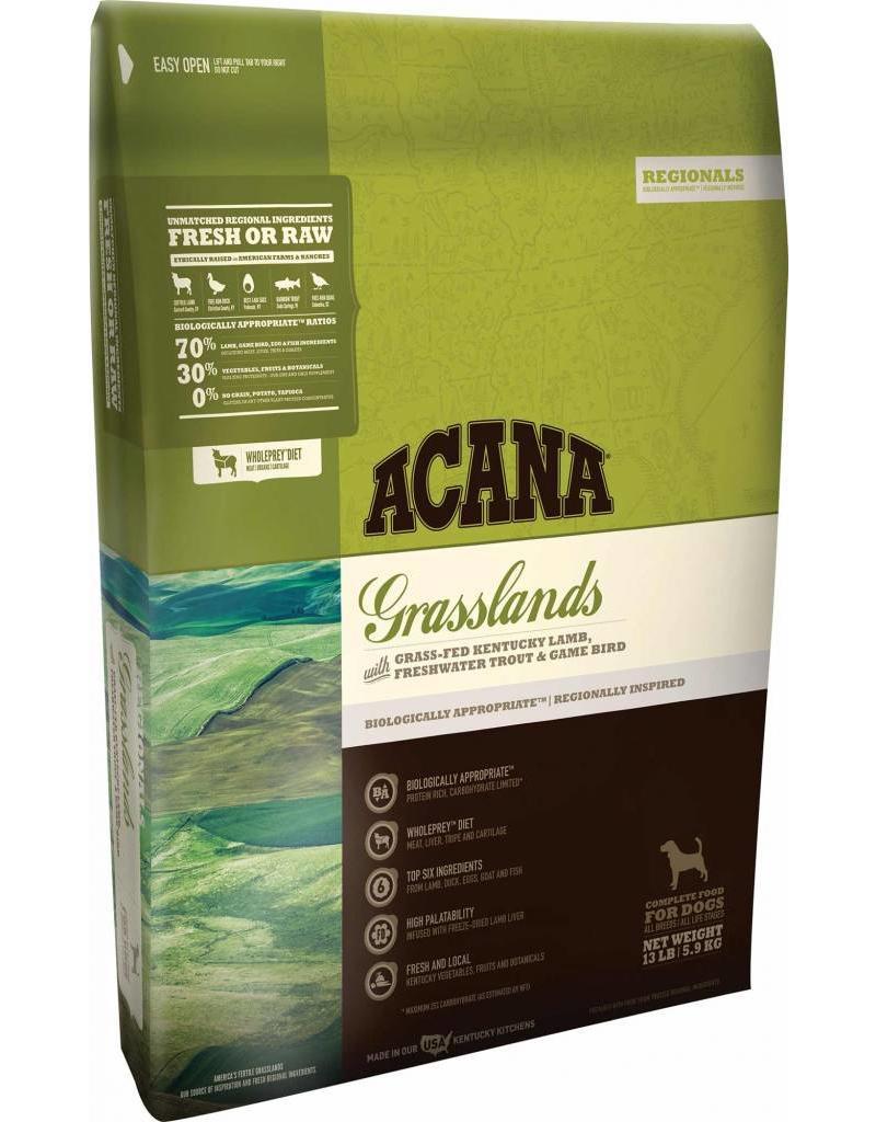 Acana Grasslands 13lb
