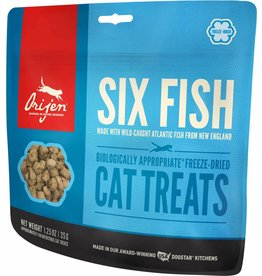 Orijen Six Fish Freeze Dried Cat Treat 1.25oz