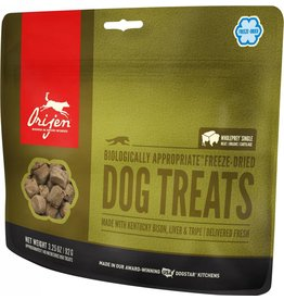 Orijen Bison Freeze Dried Treat 3.25oz