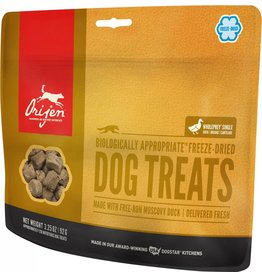 Orijen Duck Freeze Dried Treat 3.25oz