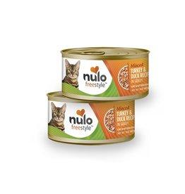 Nulo Cat & Kitten Minced Turkey & Duck Recipe in Gravy 3oz