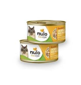 Nulo Cat & Kitten Shredded Chicken & Duck Recipe in Gravy 3oz