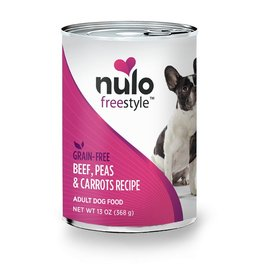 Nulo Freestyle Adult Beef Peas & Carrots 13oz