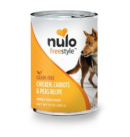 Nulo Freestyle Chicken Carrot & Peas 13oz