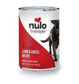 Nulo Freestyle Lamb & Lentils 13oz
