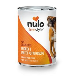 Nulo Freestyle Adult Turkey & Sweet Potato 13oz