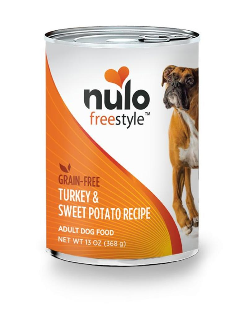 Nulo Freestyle Adult Turkey & Sweet Potato 13oz