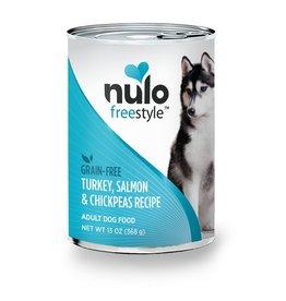 Nulo Freestyle Adult Turkey Salmon & Chickpeas 13oz