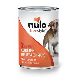 Nulo Freestyle Adult Trim Turkey & Cod 13oz
