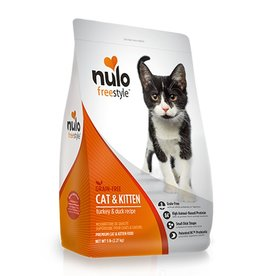 Nulo Cat & Kitten Turkey & Duck Recipe 5lb